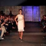 Desfilada de moda, 25a Diada Nacional de Puntaires. (Arenys de Mar, 2012)