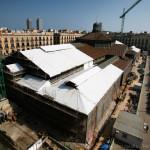 Reforma del mercat del Born. (Barcelona, 2010-3)