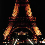 Torre Eiffel. (Paris, 2004)